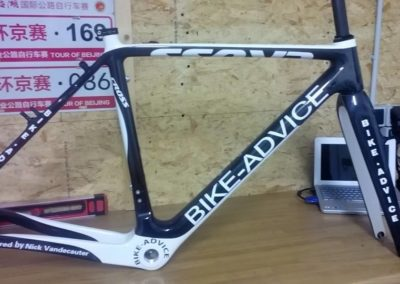 Nieuwe Bike-advice CX03