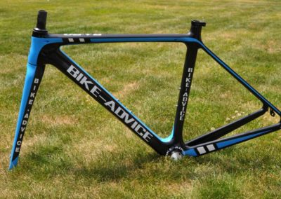 Bike-Advice road frame