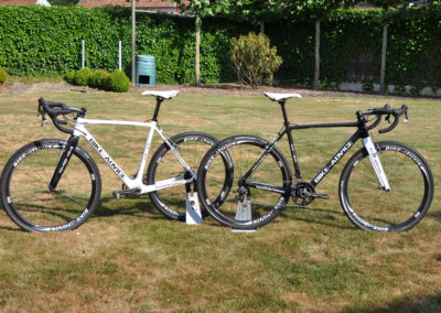 CX 03 Zwart - Wit